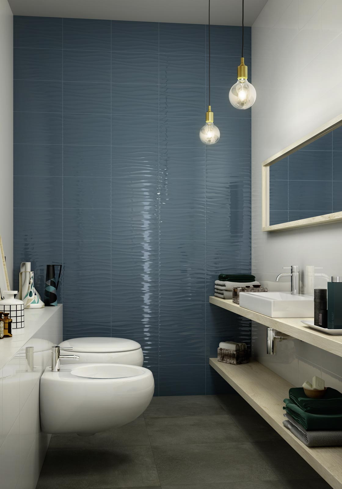 Marazzi chroma blue