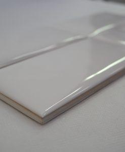 italiankaakeli.fi cotton white glossy7.5x15cm