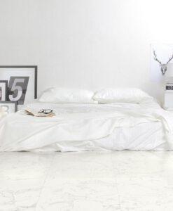 Valkoinen lattialaatta 58x58cm-italiankaakeli.fi