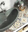 Elios Ceramica decoro palazzo ducale mix